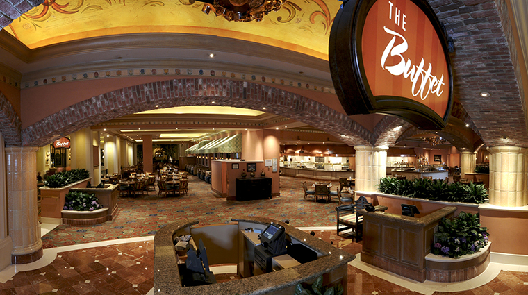 Beau Rivage Resort & Casino The Buffet