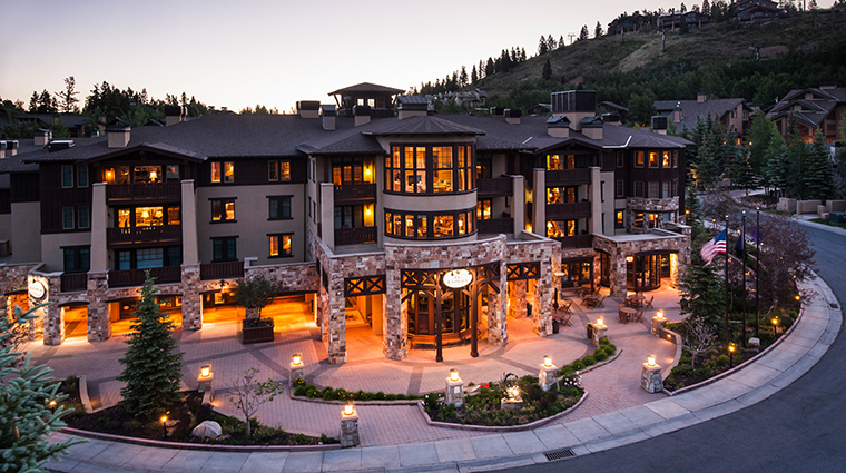 The Chateaux Deer Valley, Park City, Utah