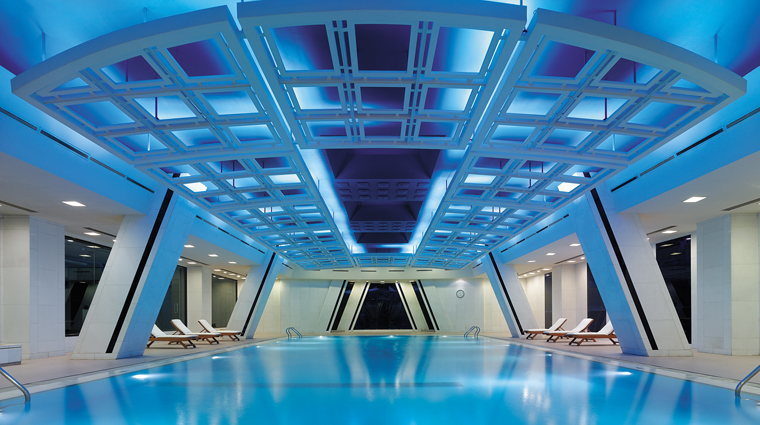 China World Hotel, Beijing Indoor Pool