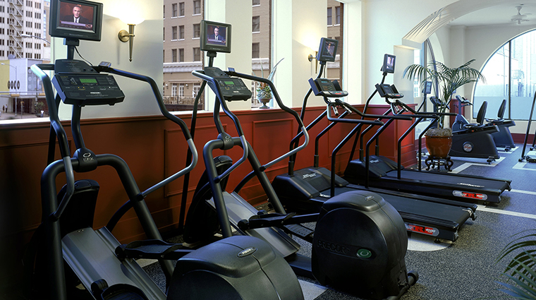 The Driskill Hotel Fitness Studio