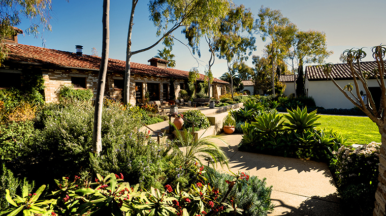 Estancia La Jolla Hotel and Spa Grounds