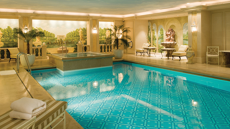 The Spa, Four Seasons Hotel George V, Paris Pool