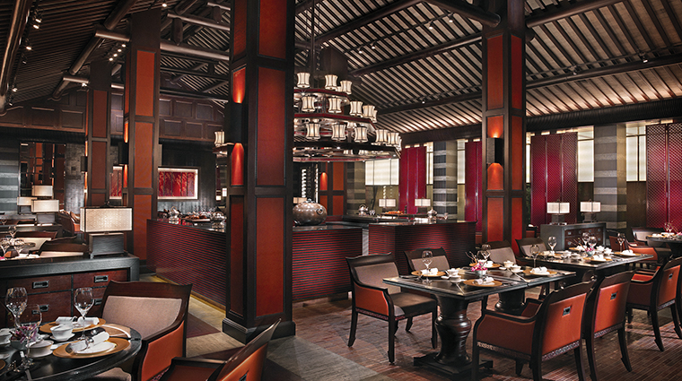 Four Seasons Hotel Hangzhou at West Lake Restaurant Jin Sha Dining Room