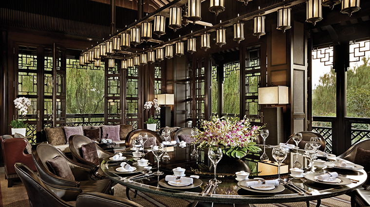Four Seasons Hotel Hangzhou at West Lake Jin Sha Private Dining Room