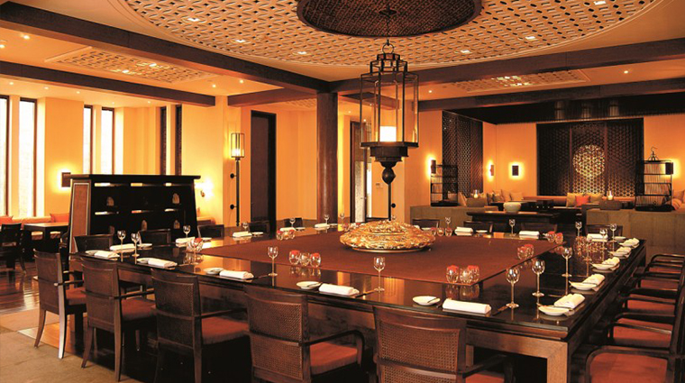 Fuchun Resort Hangzhou Boardroom