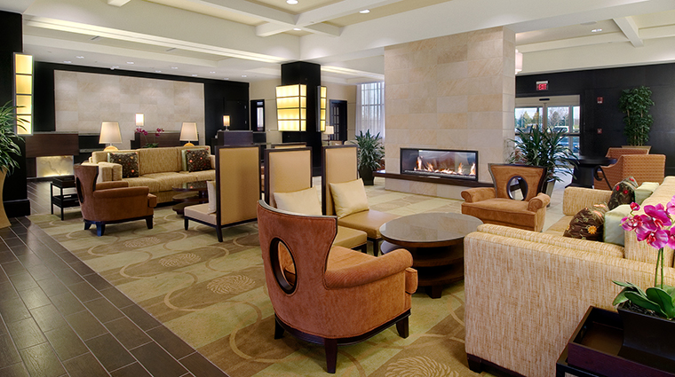 Hilton Columbus/Polaris Lobby, Columbus, Ohio