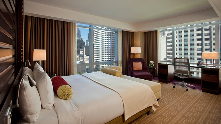 InterContinental Boston Premier Guest Room