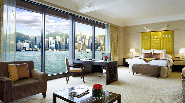 InterContinental Hong Kong Hotel Executive Suite