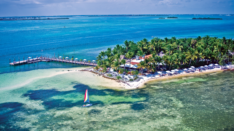 Little Palm Island Resort & Spa in the Florida Keys