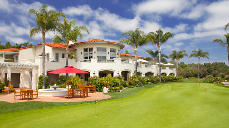 Park Hyatt Aviara Resort Golf Clubhouse near San Diego, California