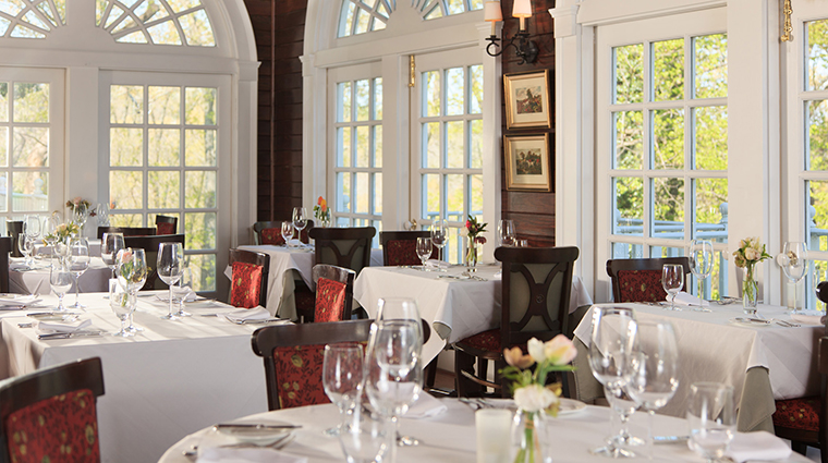 The Restaurant at Goodstone Dining Room
