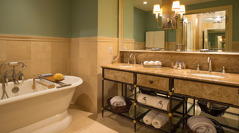Salamander Resort & Spa Guest Suite Bath