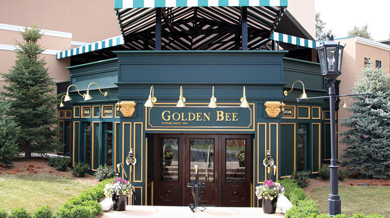 Golden Bee Restaurant at The Broadmoor Colorado Springs