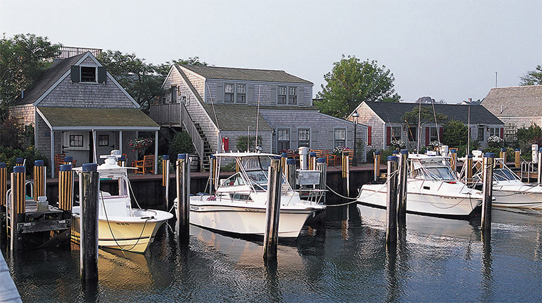 The Cottages & Lofts at the Boat Basin, Nantucket Island Resorts, Massachusetts