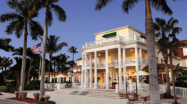 The Gasparilla Inn & Club in Boca Grande Florida