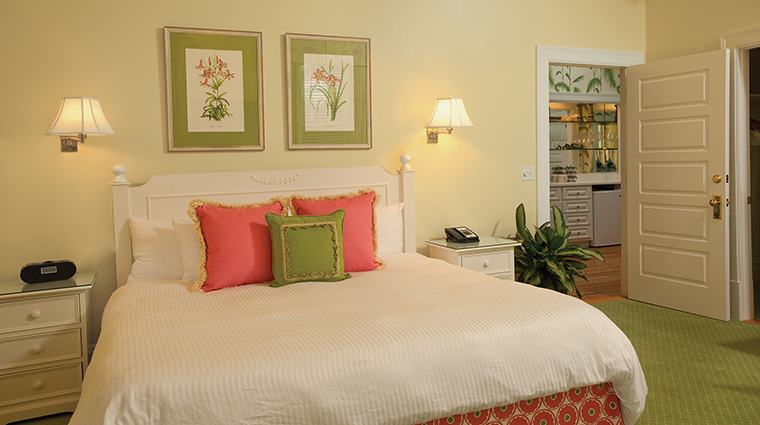 The Gasparilla Inn & Club Guest Room