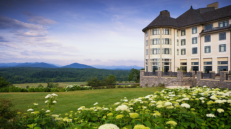 Inn on Biltmore Estate in Asheville, North Carolina