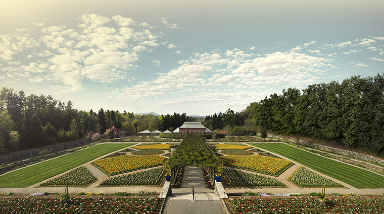 Biltmore's Walled Garden