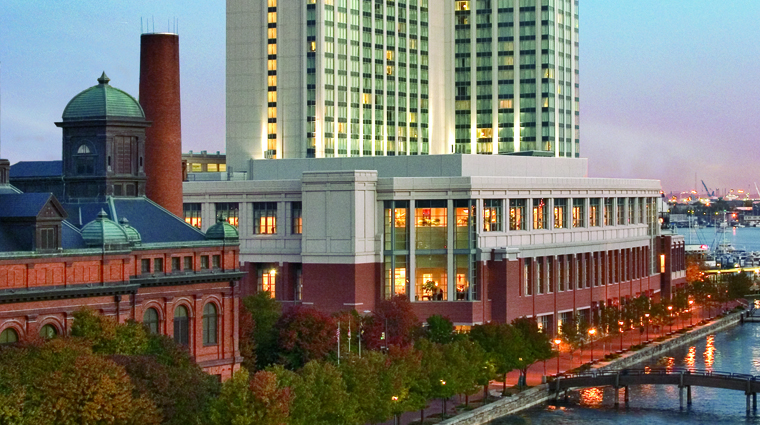 Baltimore Marriott Waterfront in Baltimore, Maryland