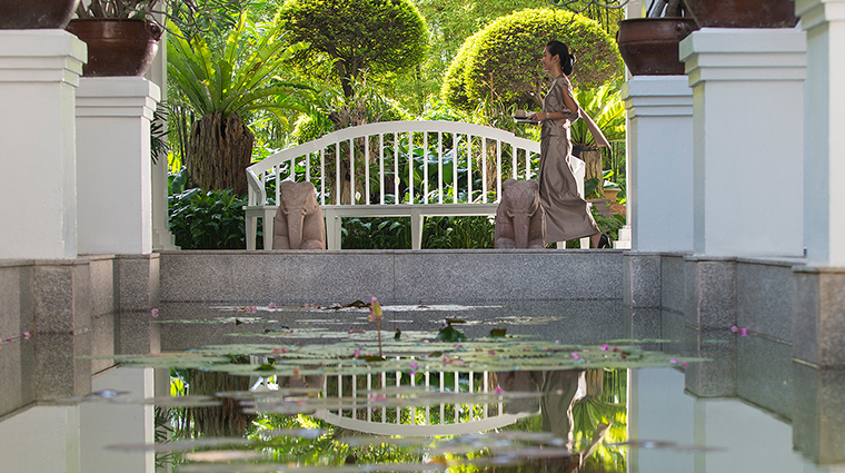 The Oriental Spa, Bangkok Gardens