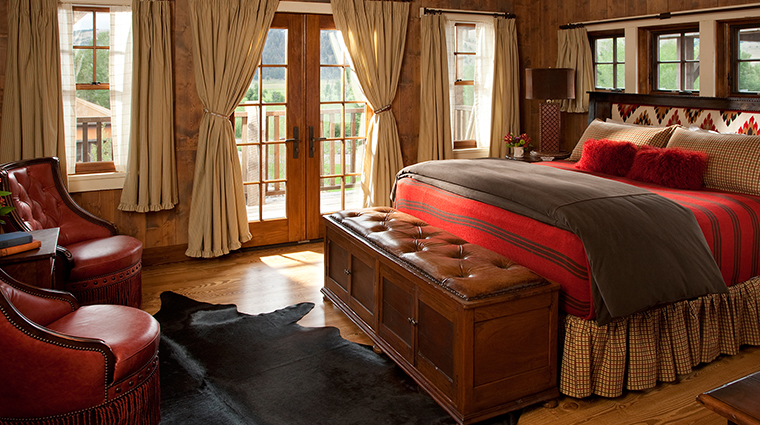 The Ranch at Rock Creek Granite Lodge Guest Room