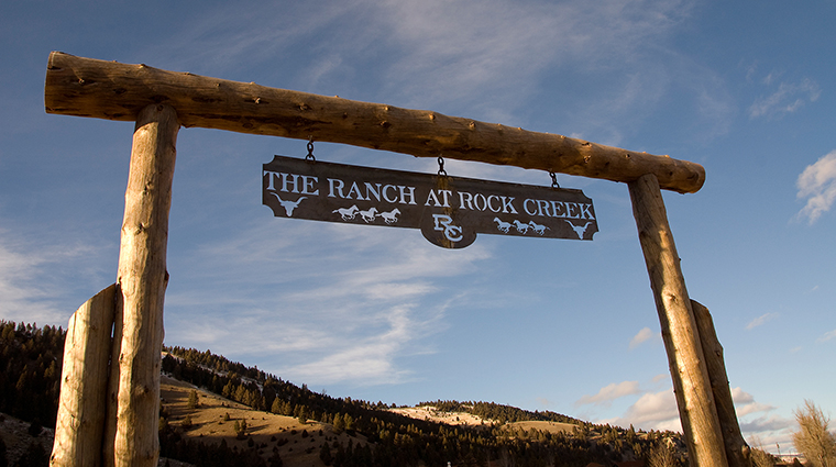 The Ranch at Rock Creek, Philipsburg, Montana