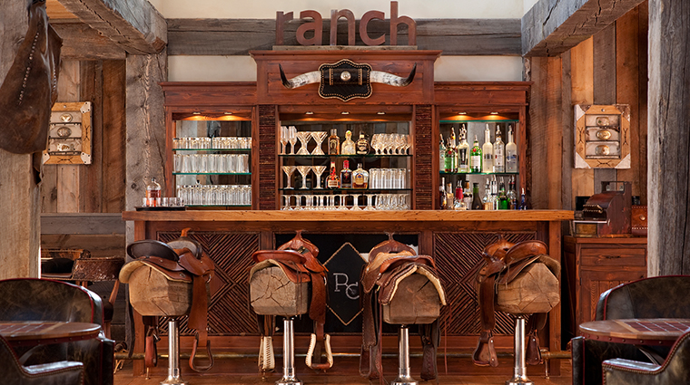 The Ranch at Rock Creek Silver Dollar Saloon
