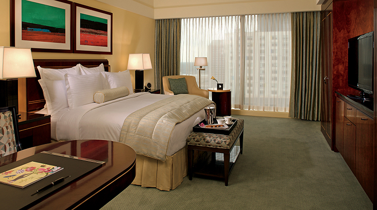 The Ritz-Carlton, Charlotte Deluxe Room