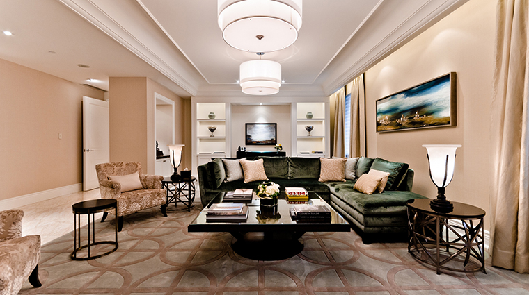 The Ritz-Carlton Montreal Royal Suite