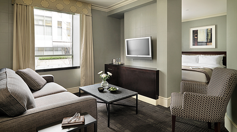 The St. Regis Hotel, Vancouver, Executive Suite