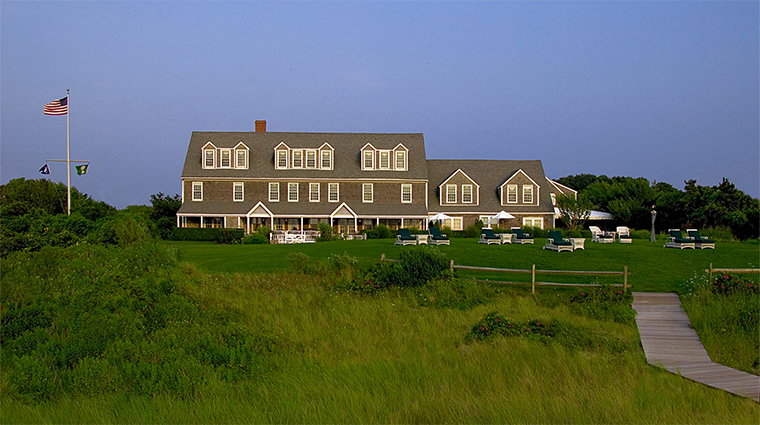 The Wauwinet, an Inn by the Sea, Nantucket Island Resorts, Massachusetts