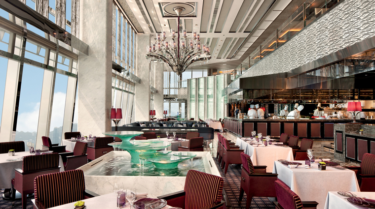 Tosca Dining Room, Kowloon, Hong Kong