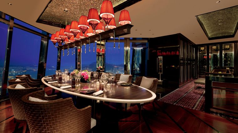 Tosca Private Dining Room