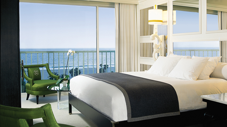 Viceroy Santa Monica Ocean View Grande Room Bedroom