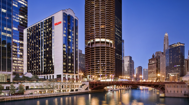 The Westin Chicago River North in Chicago, Illinois