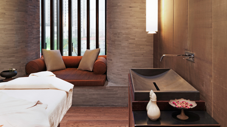 Anantara Spa at The PuLi Hotel and Spa Single Treatment Room
