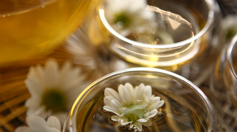 Anantara Spa at The PuLi Hotel and Spa Chrysanthemum Tea Treatment