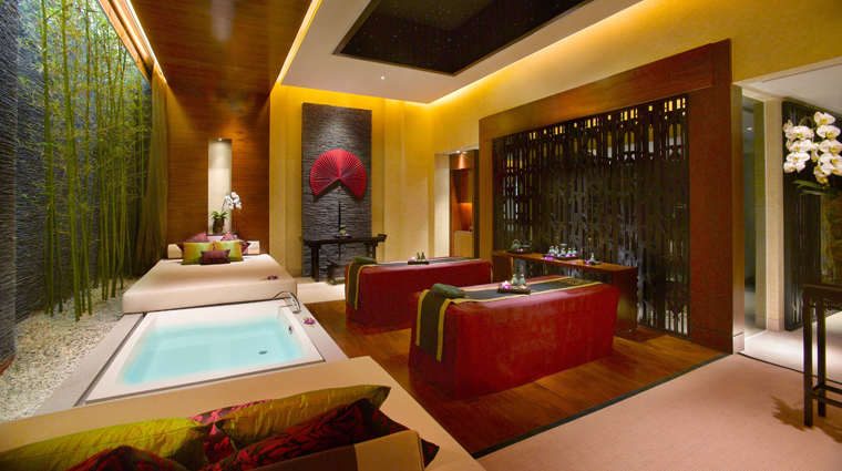 Banyan Tree Spa Macau Treatment Room, Cotai, Macau
