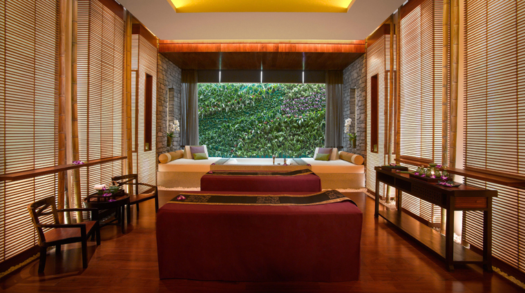 Banyan Tree Spa Macau Treatment Room