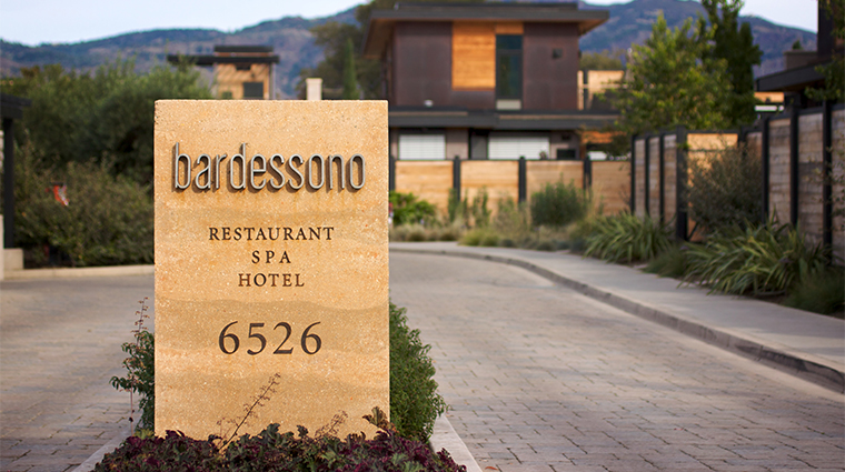 Bardessono Hotel and Spa