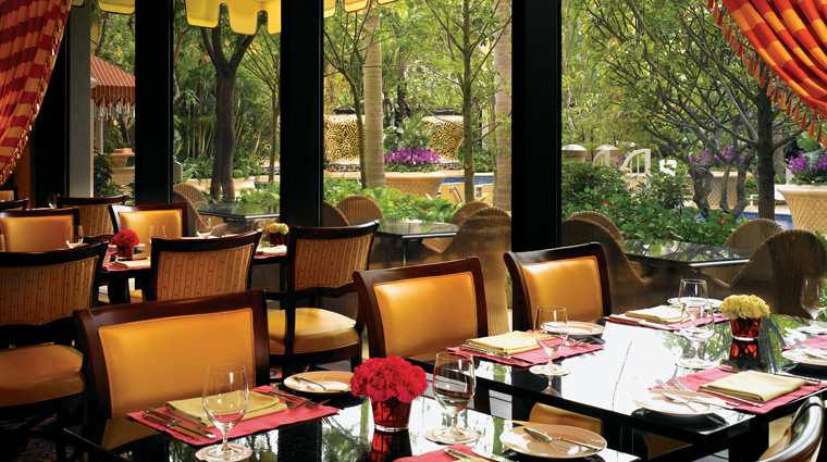 Café Esplanada at Wynn Macau Dining Room