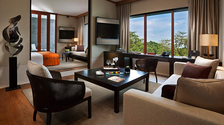 Capella Singapore Capella Suite