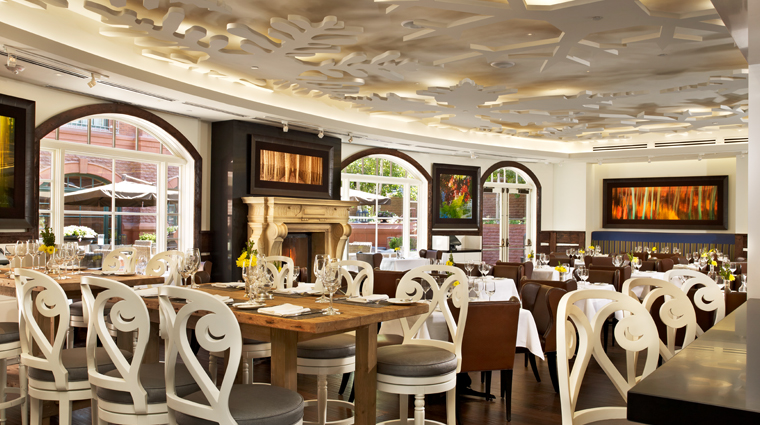 Chefs Club by FOOD & WINE Dining Room