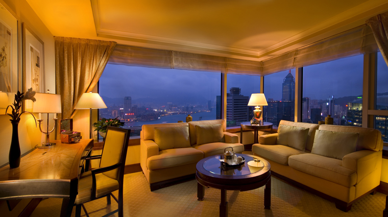 Conrad Hong Kong Hotel King Executive Harbour Suite