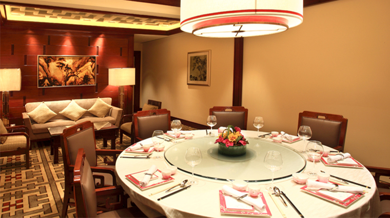 Conrad Macao, Cotai Central Dynasty 8 Restaurant Private Dining Room