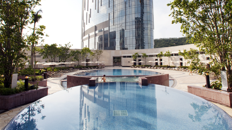 Crown Towers Pool