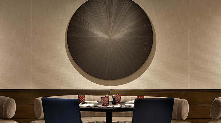 Element 47 Dining Room Detail