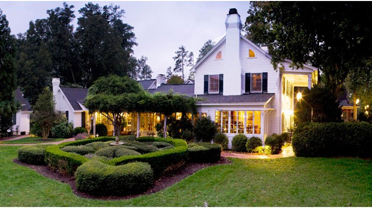 The Fearrington House Restaurant, Pittsboro, North Carolina