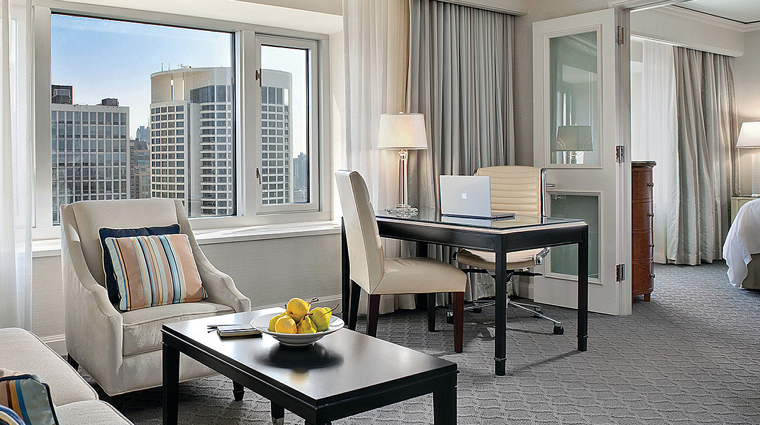 Four Seasons Hotel Chicago City View Executive Suite