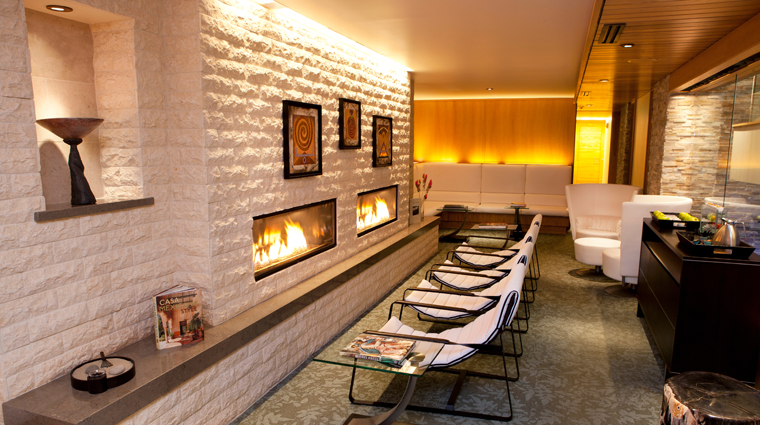 Waldorf Astoria Spa, Park City Utah, Fireside Lounge